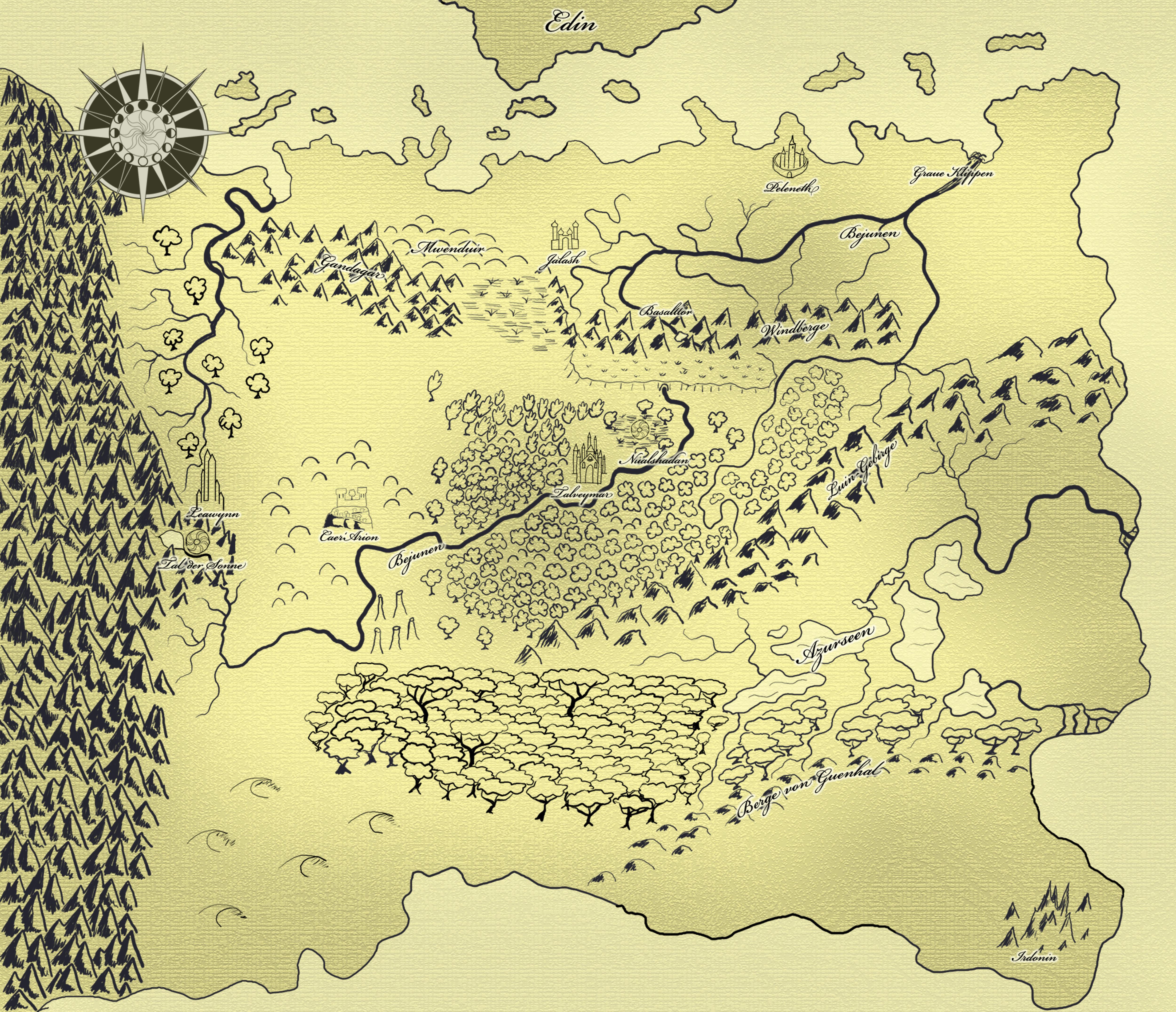 Karte Erui Wordpress