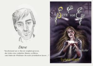Postkarte Dave