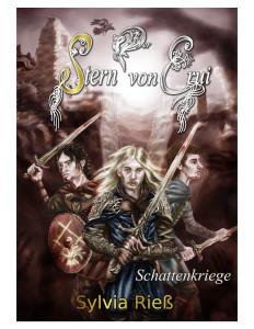 Printcover Schattenkriege Front