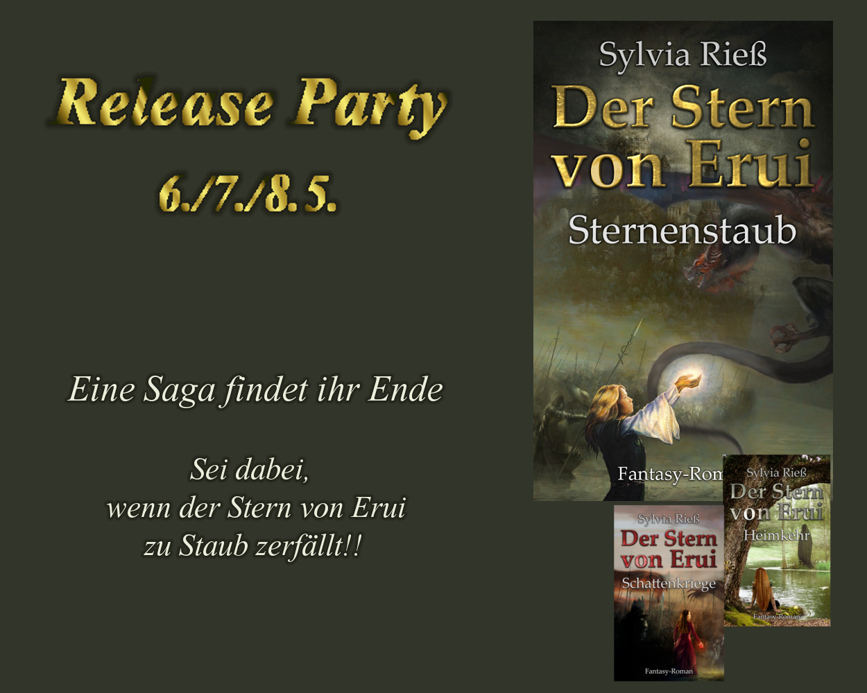 Release-Party Banner