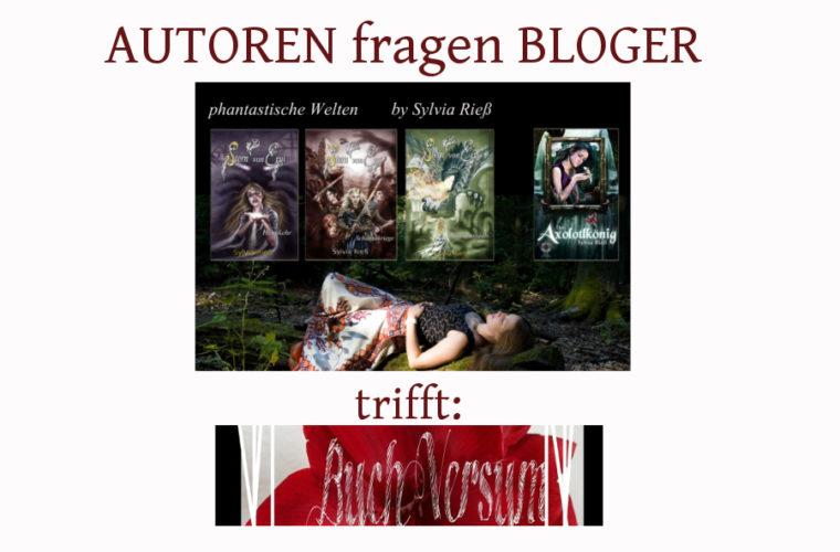 Autoren fragen Bloger Ania